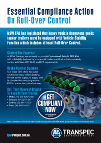 BPW Transpec Essential Compliance Action On Roll-Over Control